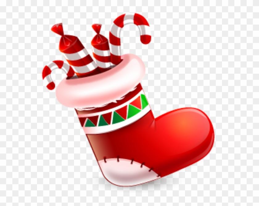 Christmas Socks Clip Art - Socks Christmas Clipart #147367