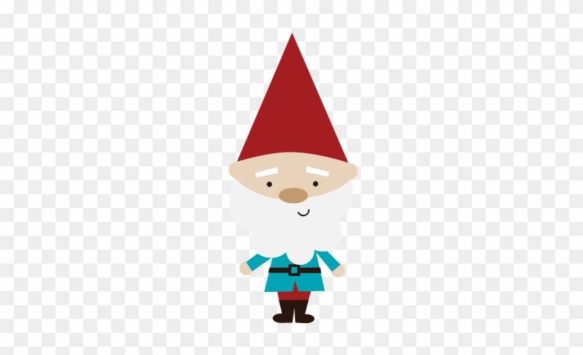 Gnome Clip Art - Garden Gnome Clipart #147539