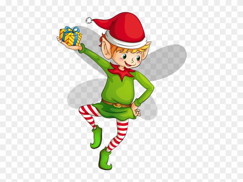 Eco Elf - Cartoon #147561