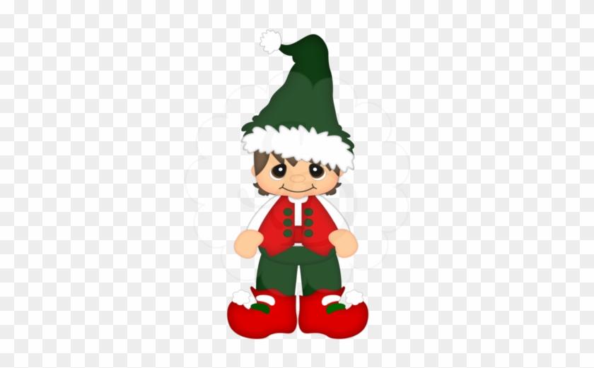 Scrap - Christmas Elf #147564