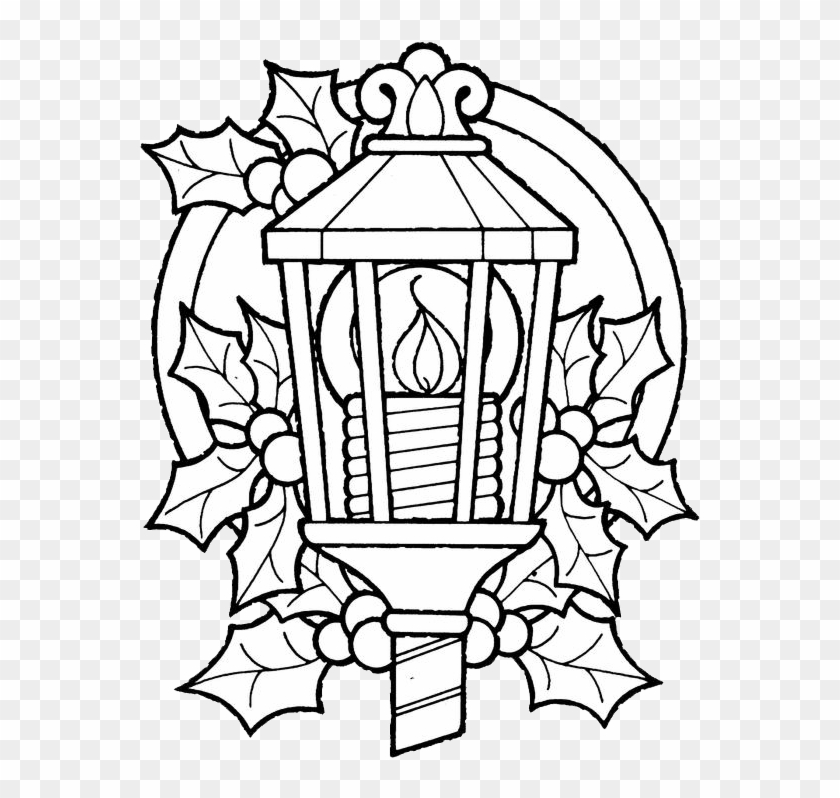christmas lantern coloring pages 1 christmas coloring pages