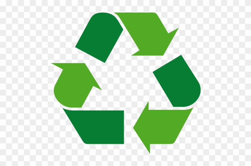 Republic Services General Manager, Jeff Mcree, Noted - Recycling Logo #147755