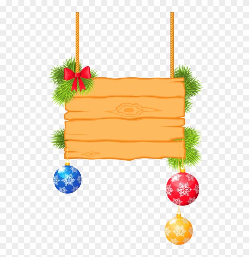 Christmas Frameschristmas - Clip Art #147793