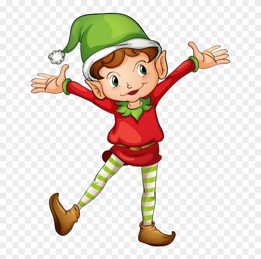 Christmas Elves Clipart Free 18 Elves Christmas Clipart Lutin Du