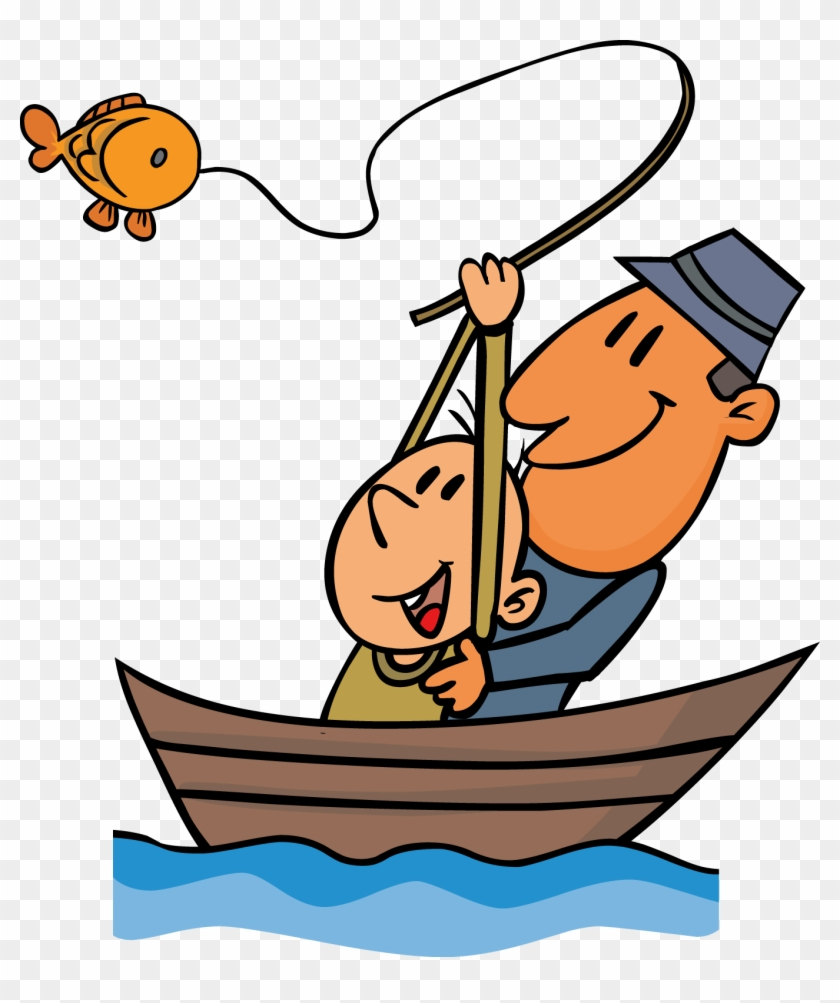 About Clipart - Go Fishing Clipart #147848