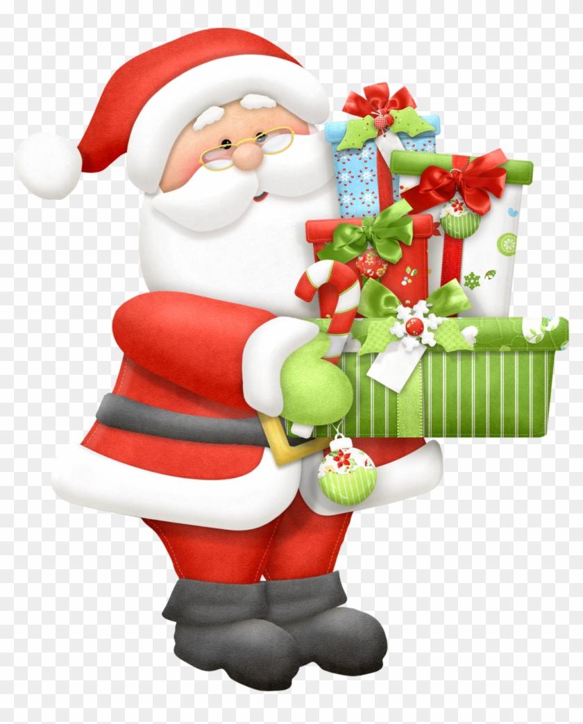 Xmas Santa Clipart Image - Christmas Good Morning Wishes #147860