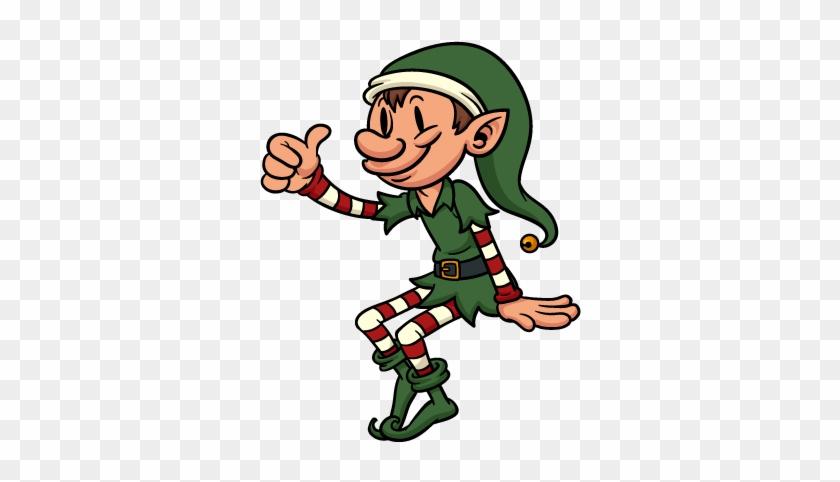 Christmas Elves Messages Sticker-1 - Christmas Elf #147897
