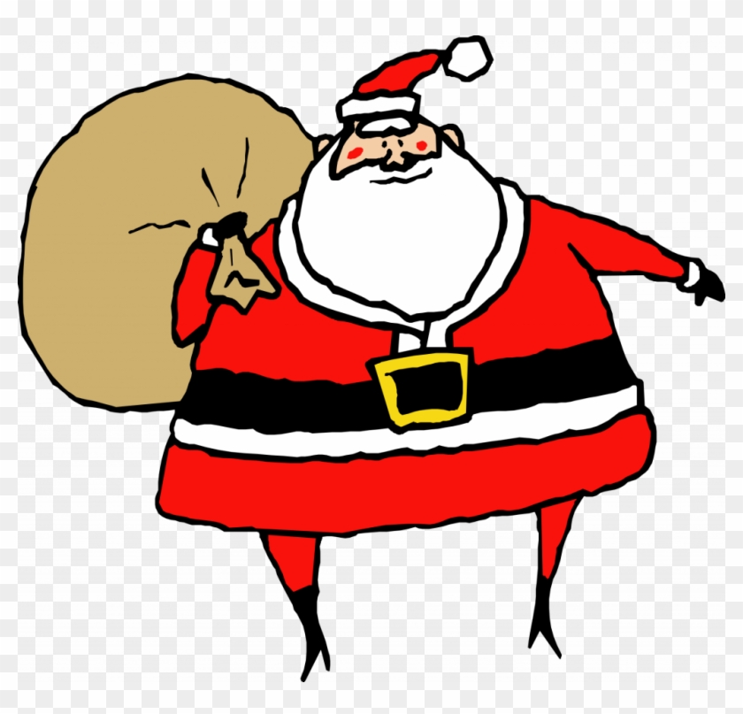 Free Santa's Cliparts, Download Free Clip Art, Free Clip Art on Clipart  Library