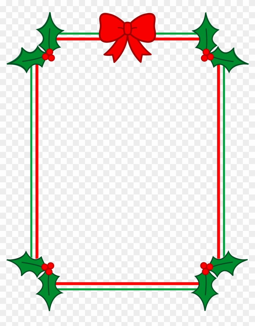 christmas borders and frames