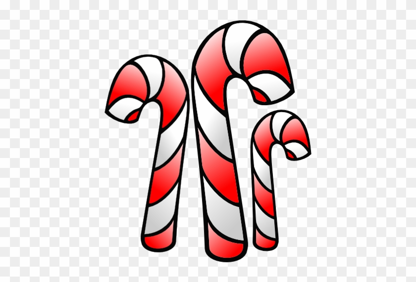 Peppermint Candy Clip Art - Candy Cane #148089
