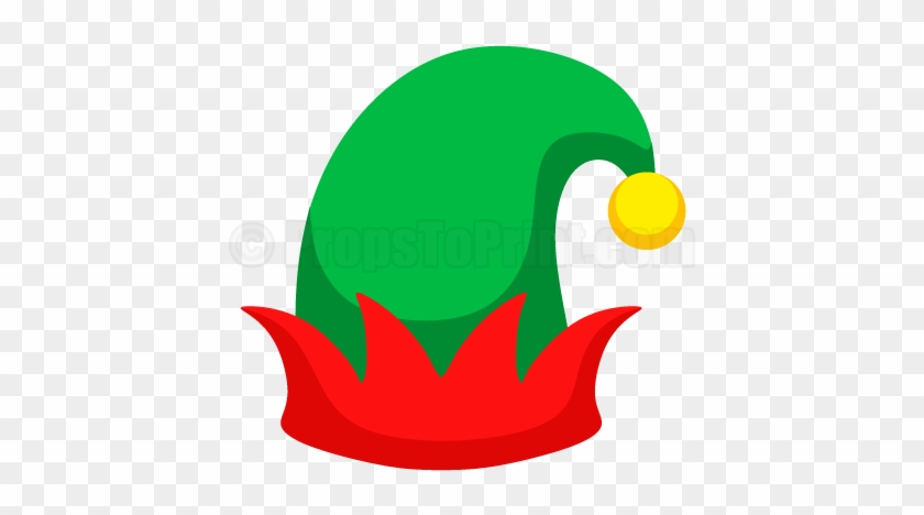 christmas hats christmas hat jingle bells and template elf hat