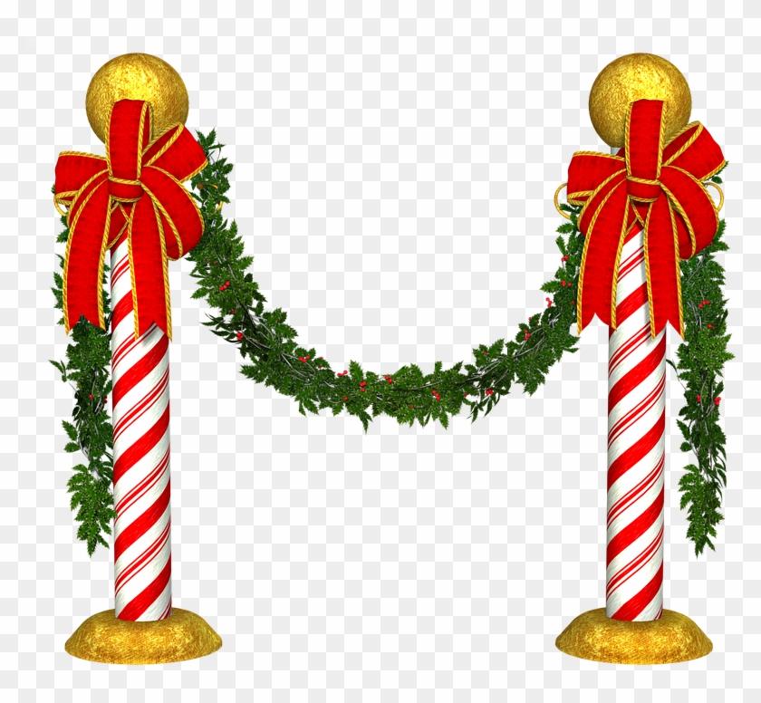 Christmas Garland Holiday Decoration Xmas - Christmas Day #148338