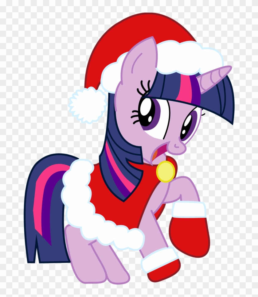 Merry Christmas Twilight By Paulysentry - My Little Pony Twilight Christmas #148367