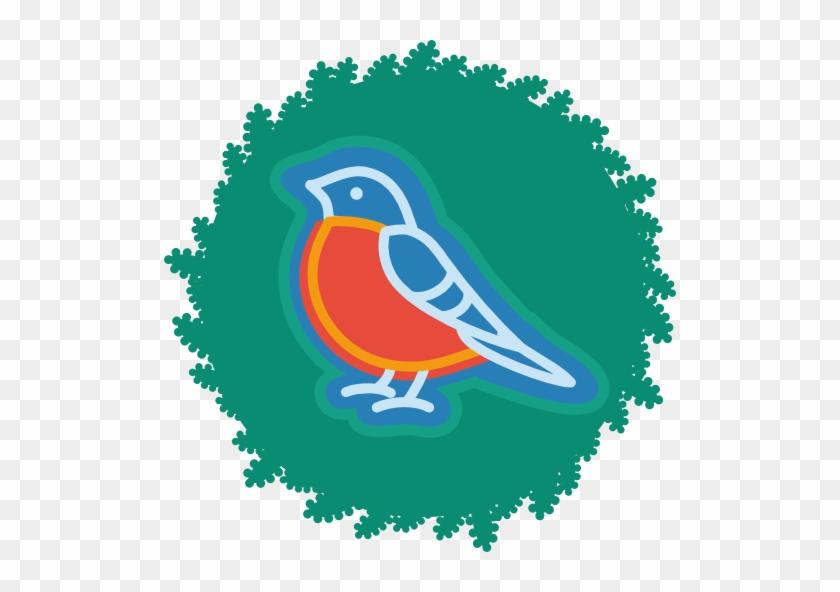 Bird Icon - Christmas Day #148377