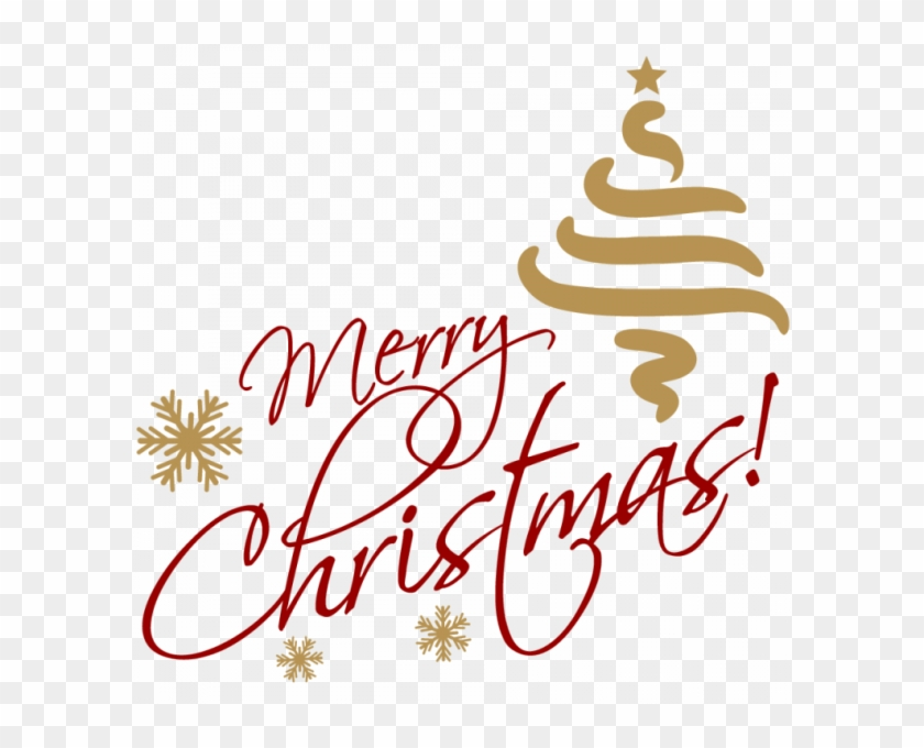 Merry Christmas Png - Merry Christmas Text Art - Free Transparent ...