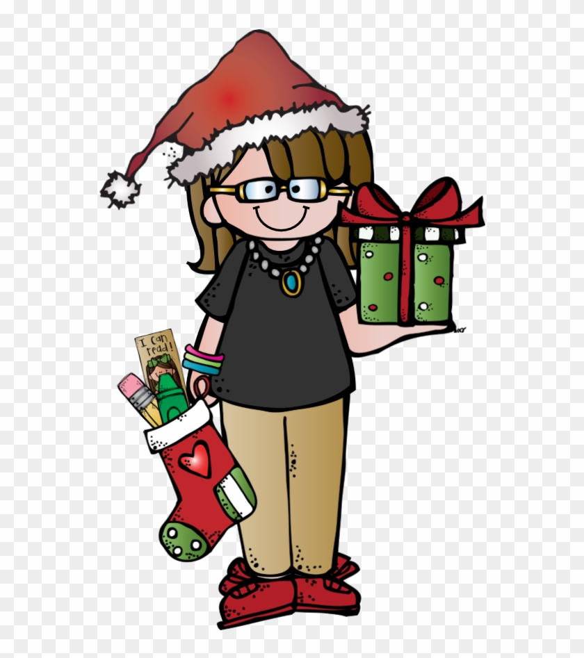 See You Tomorrow For Another Day Of Christmas - Christmas Melonheadz Clipart Calendar #148571