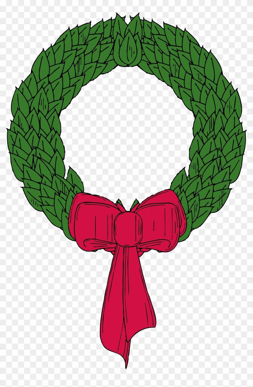 holiday wreath clip art christmas wreath clip art no background rh clipartmax com christmas wreaths clip art free christmas wreaths clip art free