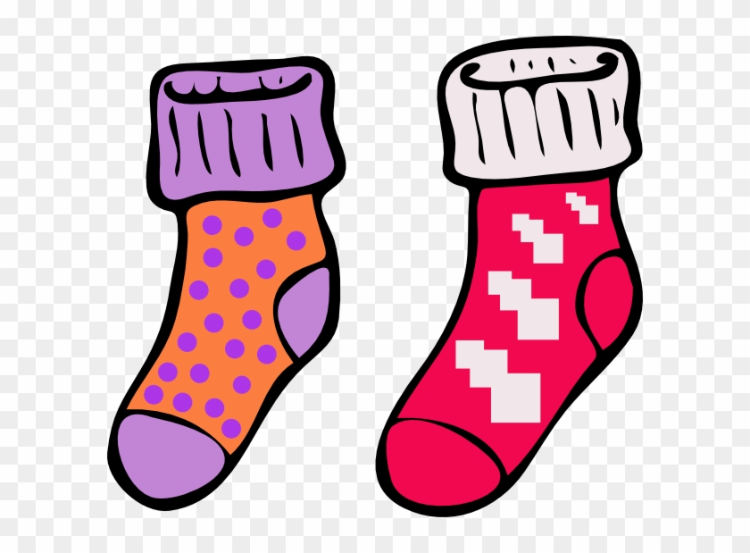 Socks Clip Art #148708