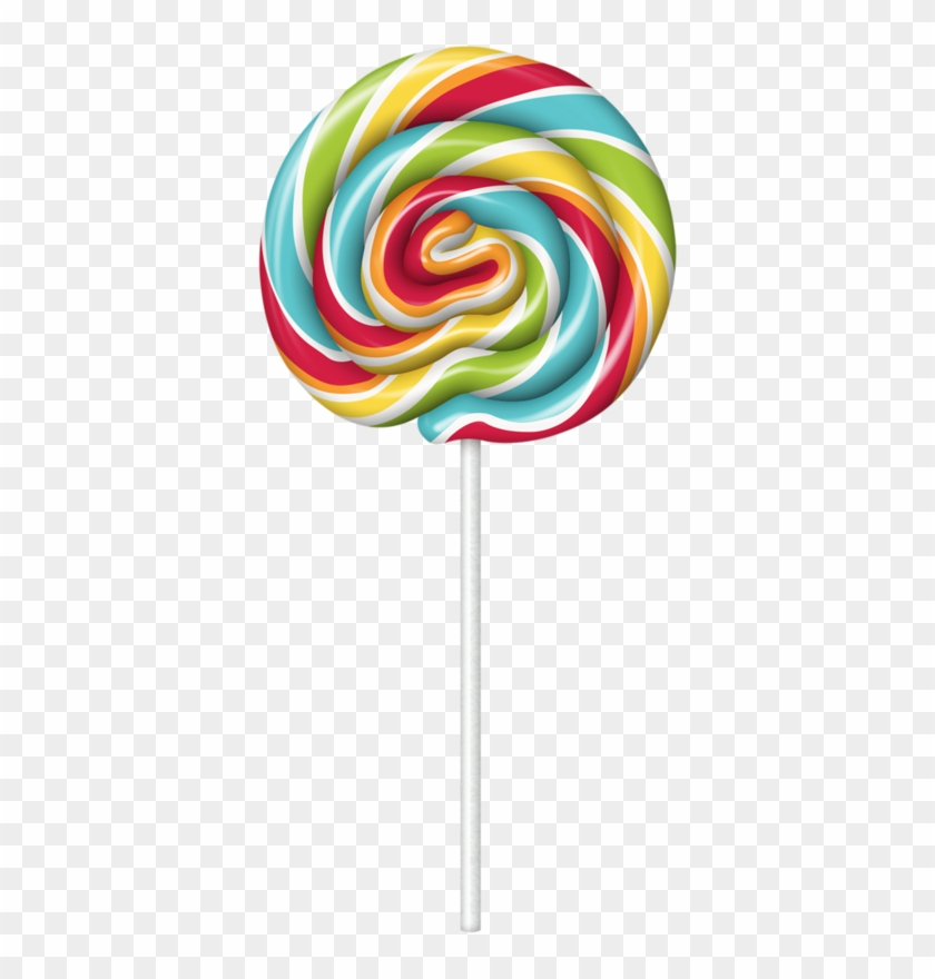 Cute Clipart ❤ Lollipop - Clipart Lollipop #148827