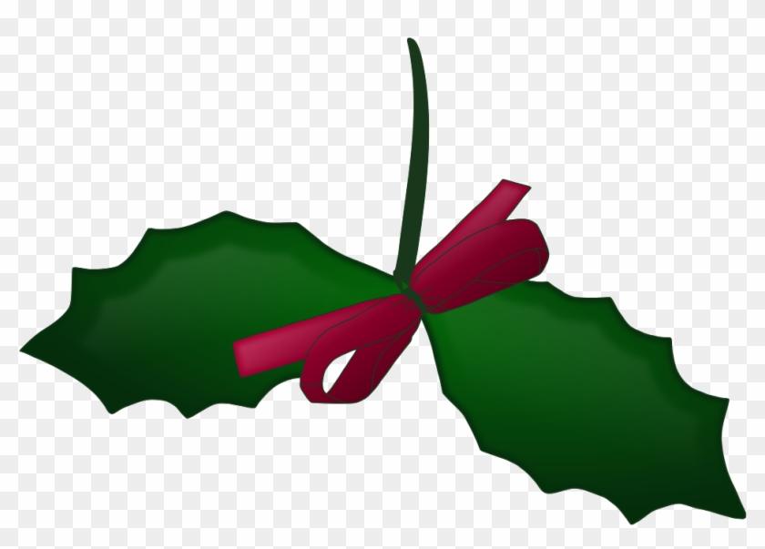 Christmas Holly - ภาพ คริสต์มาส Png #148858
