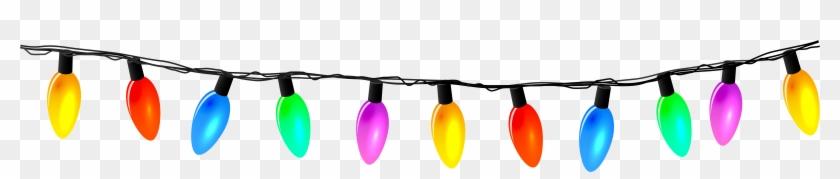 Christmas Lights Png Clip Art Imageu200b Gallery Yopriceville - Christmas Lights Clip Art #148935