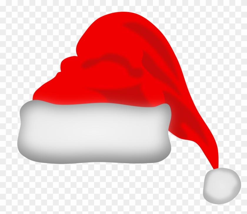 Santa Claus Hat Clipart - Santa Hat Transparent Background #149019