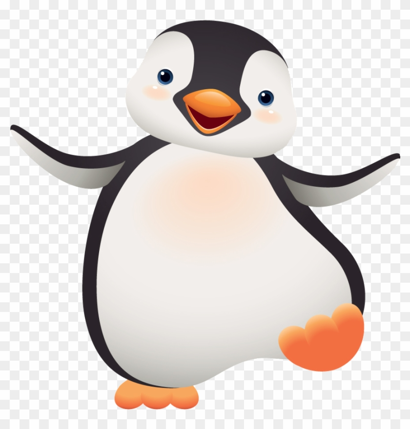Xmas Stuffed Animal 3333px Clipart Of Clipart Of - Free Penguin Clip Art #149142