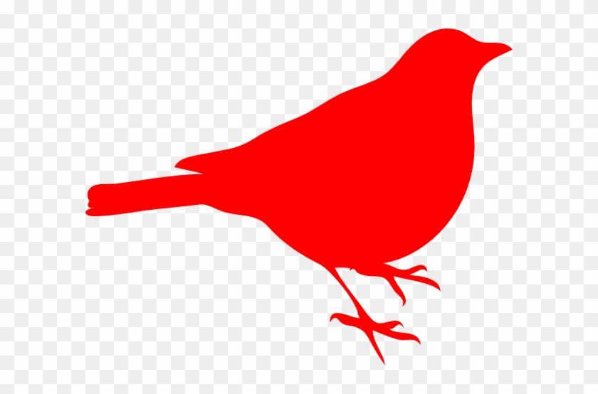 Christmas Robin Clipart Free Clip Art Images - Red Bird Clip Art #149163