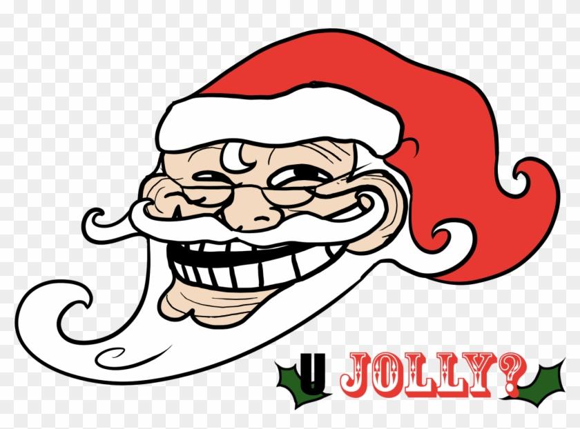Jolly Santa Claus Facial Expression Santa Claus Fictional - Roderick Field/jolly Good & Well Done You #149392