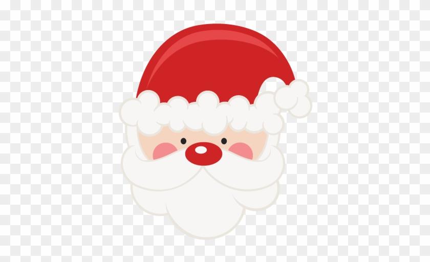 Santa Svg Scrapbook Cut File Cute Clipart Files For - Rude Christmas #149398