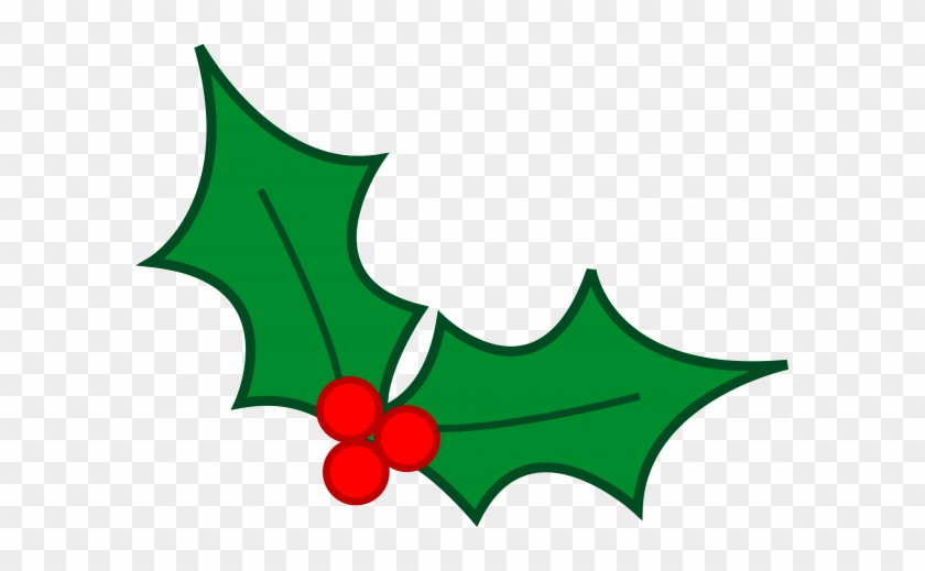 Xmas Clipart Photo Inspirations Simple Christmas Kid - Christmas Holly To Draw #149558