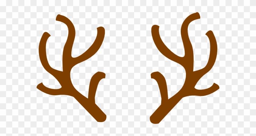 Reindeer Ears Cliparts - Reindeer Antlers Clipart #149745