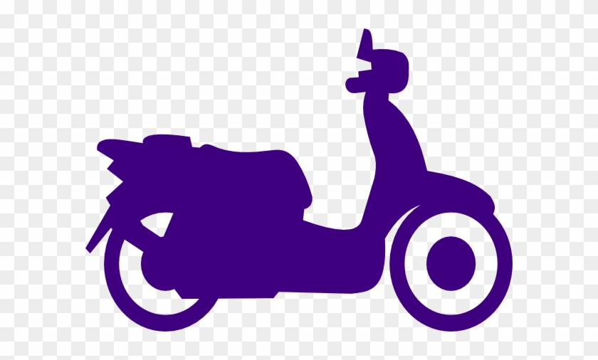 Reindeer Clipart - Scooter Or E-bike - #149749