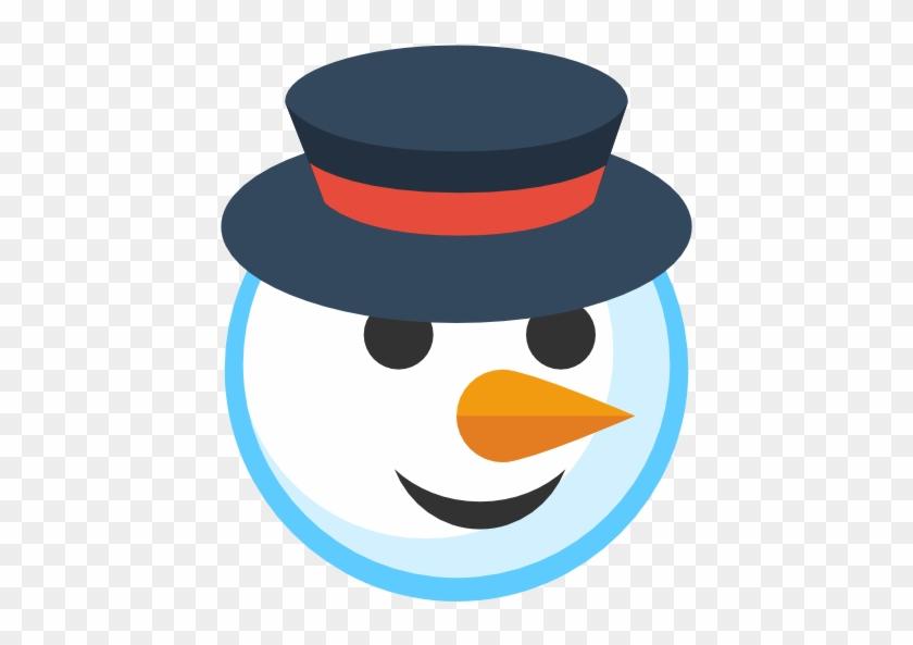 Format - Png - Snowman Head Png #149805
