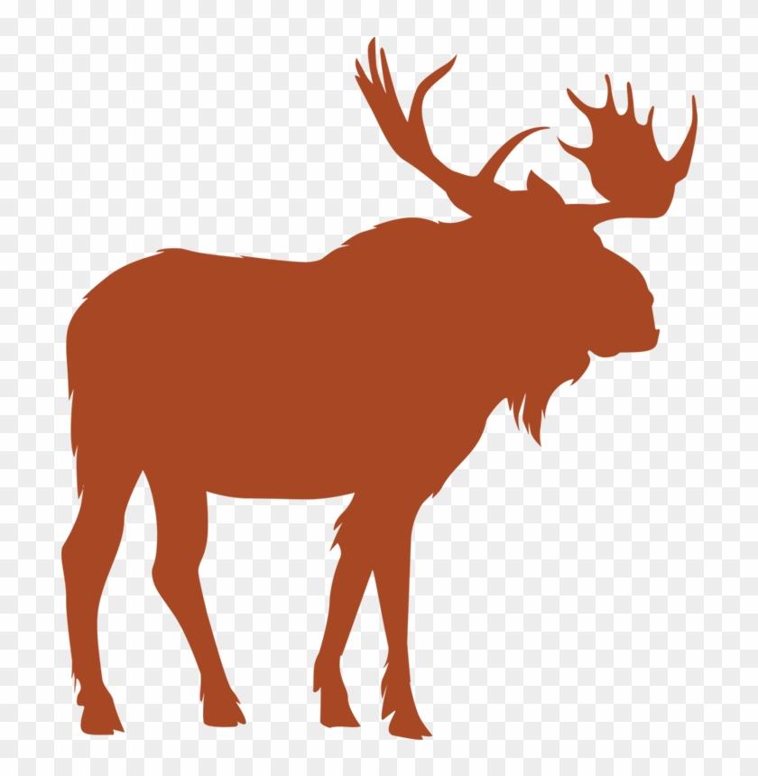 Moose - Old Glory Always Be Yourself Moose Set #149822