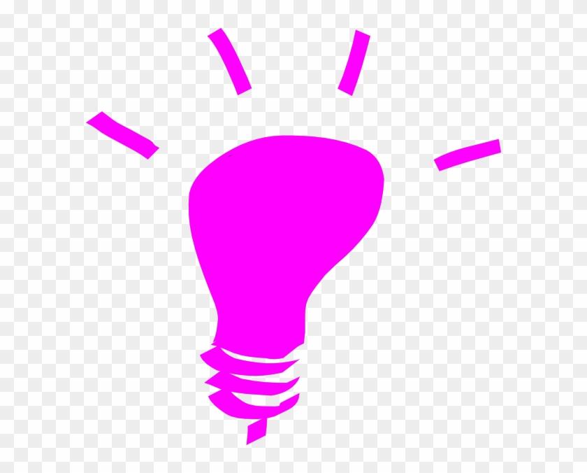 Light Bulb Clip Art At Clker - Light Bulb Clip Art #149973