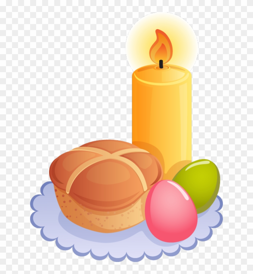 Easter - Easter Candle Clipart #150014