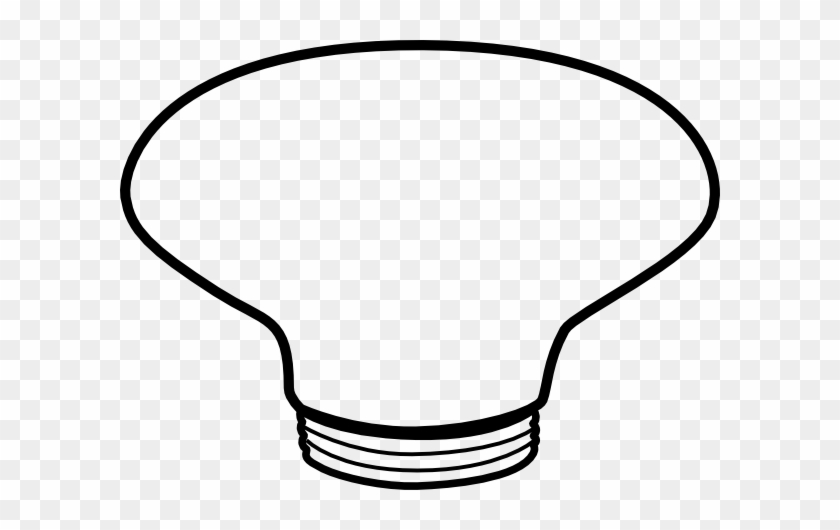 Large Light Bulb Clip Art At Clker Large Light Bulb Drawing Free