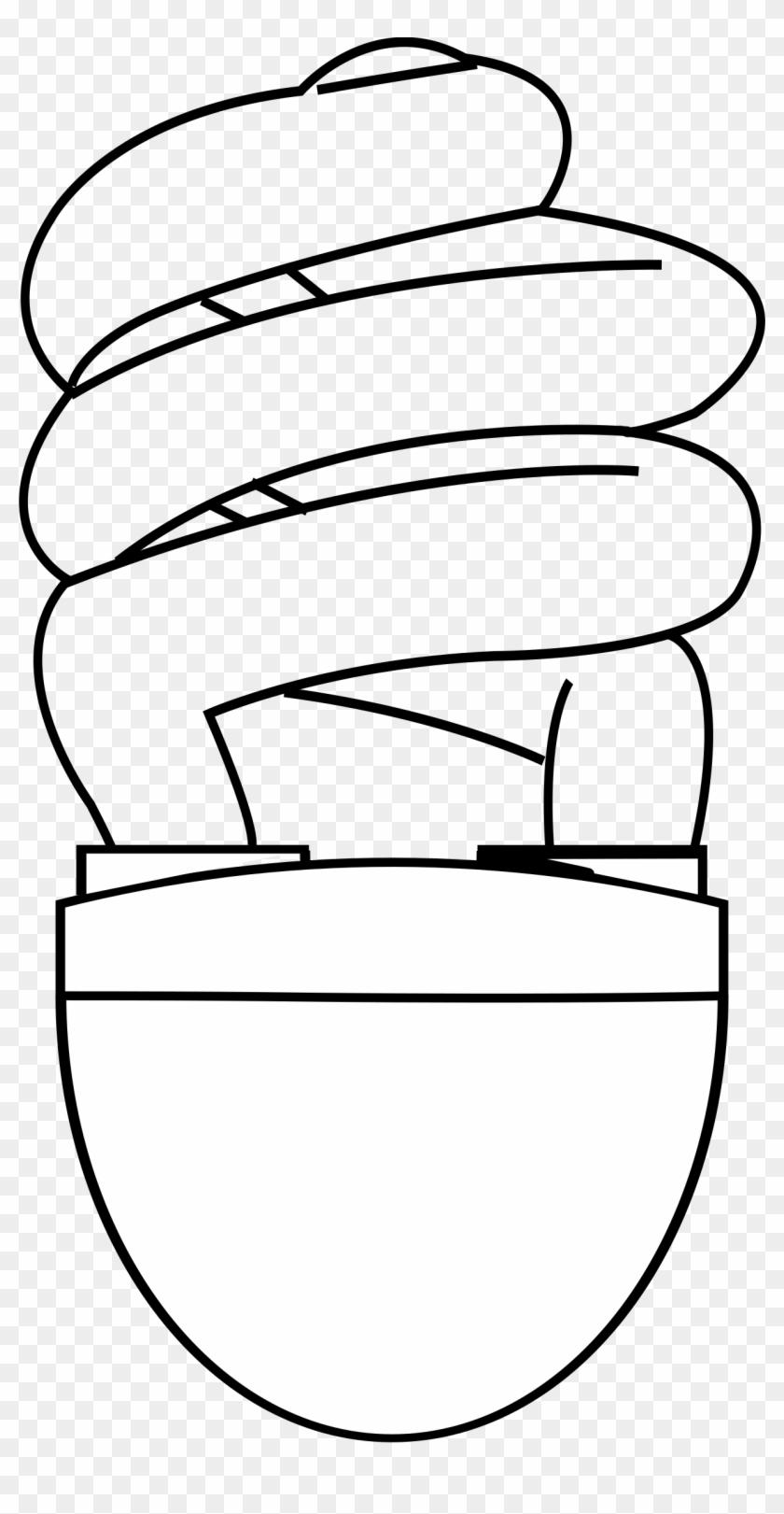 Cfl Light Bulb Clip Art - Cfl Clip Art #150130