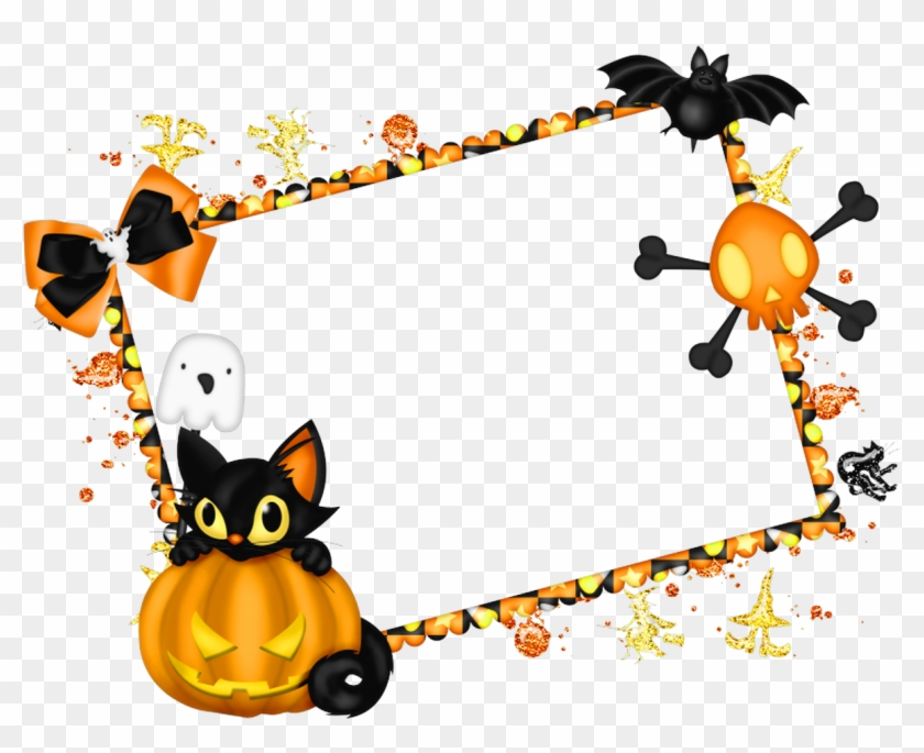 Halloween Border Clip Art Free #150386