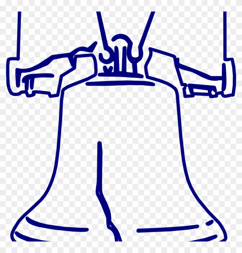 Liberty Bell Coloring Page #150533