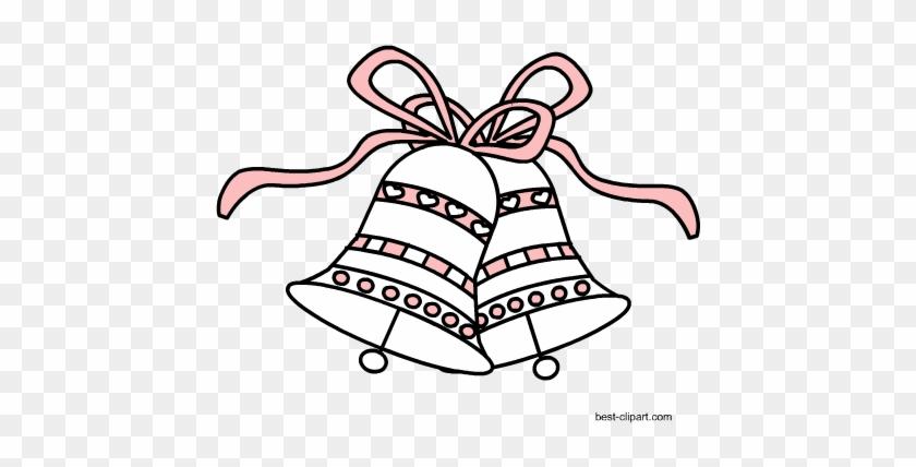 Free Wedding Bells Clipart In Png Format - Clip Art #150539