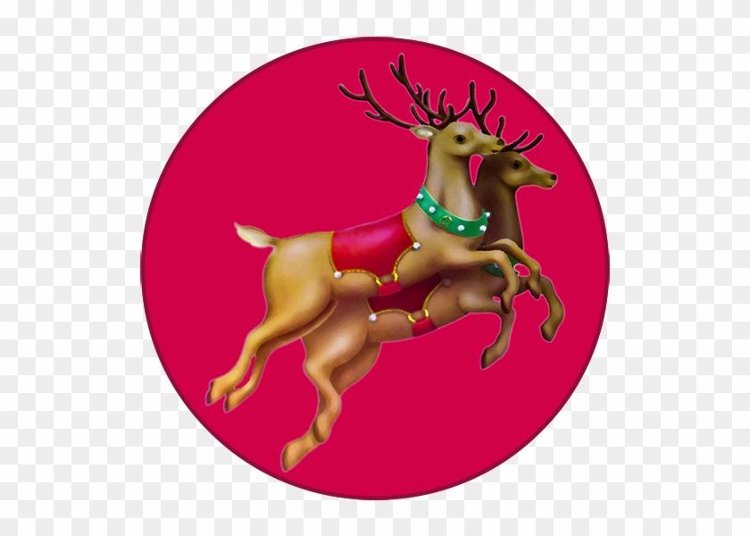 Reindeer Clipart - Reindeer #150566
