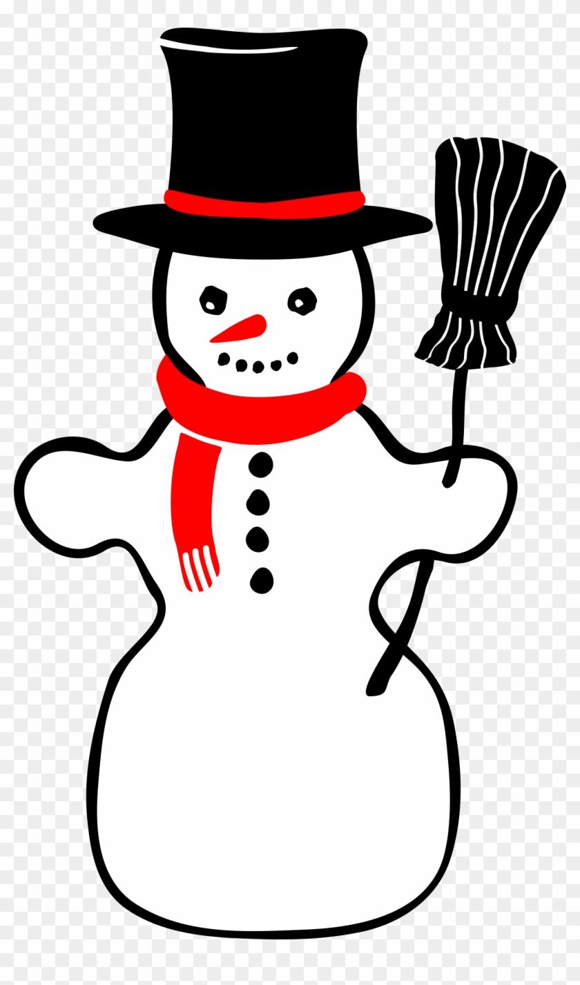 snowman hat outline snowman clip art free transparent png clipart images download snowman hat outline snowman clip art