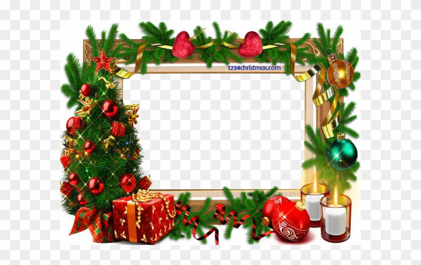 happy christmas to all my family and friends happy new year frame 151080