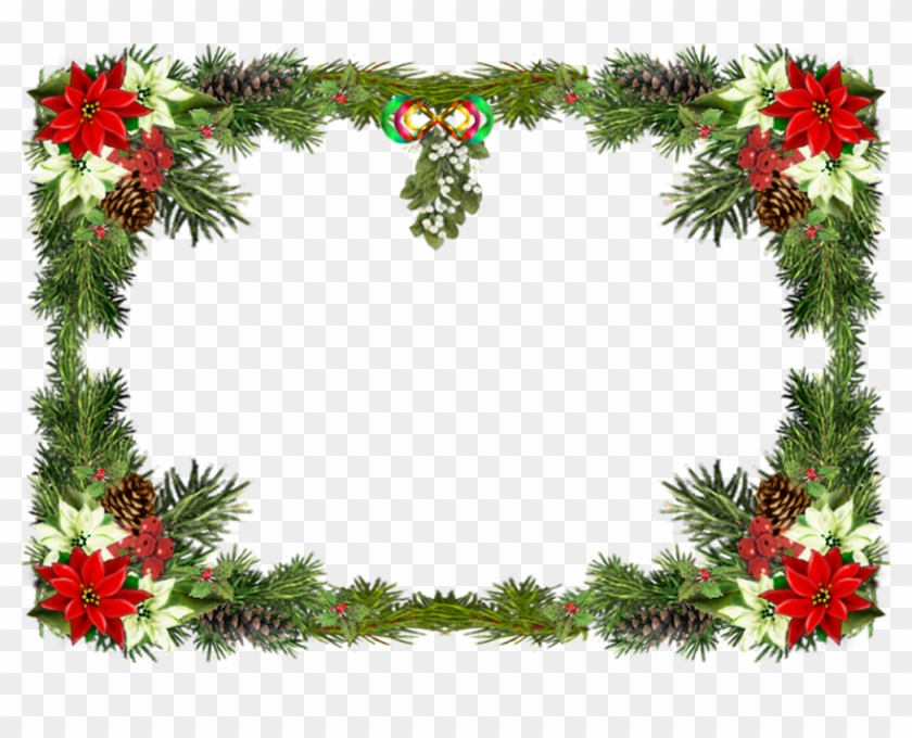 christmas borders and frames green borders christmas photo frame online