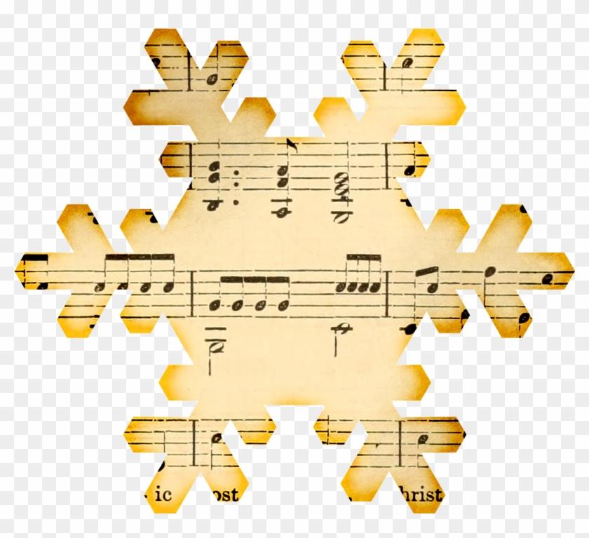 Christmas - Winter Music Clip Art #151426