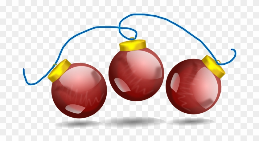 Christmas Ornaments Clipart Animated Pencil And In Christmas