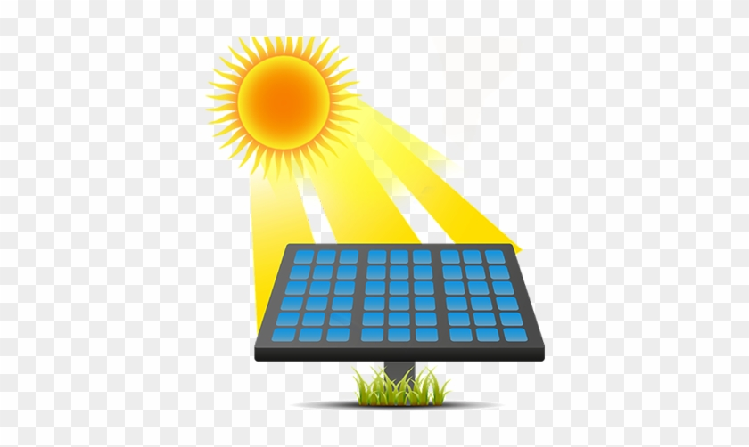 Energy Clipart Solar Power Plant - Science History Institute #153378