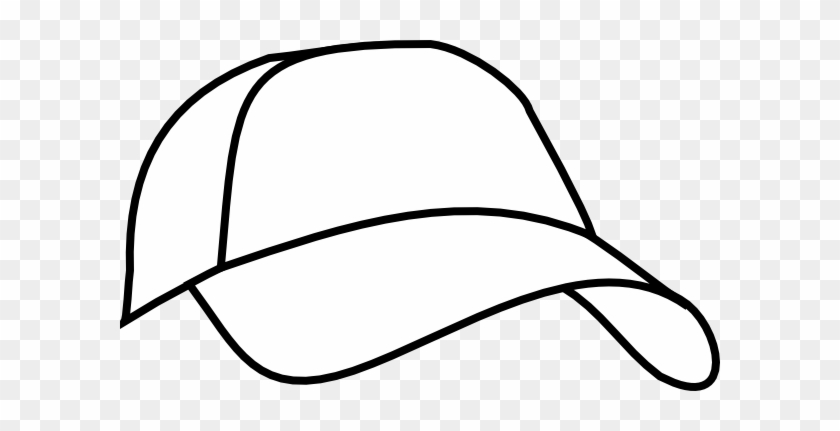 Photos Of Baseball Hat Clip Art Red Cap Wikiclipart - Baseball Caps Clip Art #153380